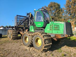 Used 2014 John Deere Other 1910E 8x8 Forwarder for sale in Pembroke, ON