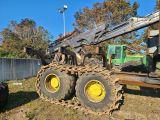 2014 John Deere Other 1910E 8x8 Forwarder Photo14