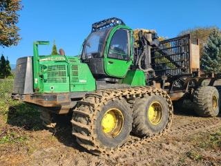 Used 2013 John Deere Other 1910E 8x8 Forwarder for sale in Pembroke, ON