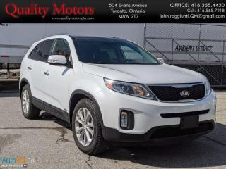 Used 2014 Kia Sorento EX for sale in Etobicoke, ON
