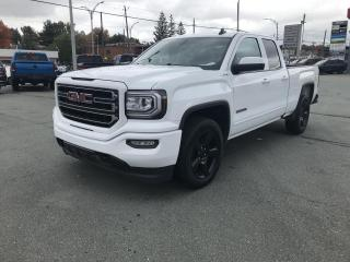 Used 2019 GMC Sierra 1500 cabine double 4X4 ELEVATION for sale in Sherbrooke, QC