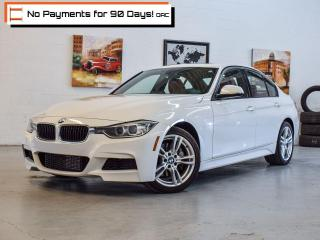 Used 2013 BMW 335xi 335i | AWD | MSport! SRoof | Rear Cam | Navi | KL+ for sale in Pickering, ON