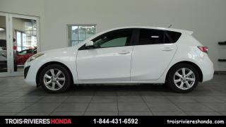 Used 2011 Mazda MAZDA3 GX + VITRES TEINTEES + MAGS + DEMARREUR! for sale in Trois-Rivières, QC