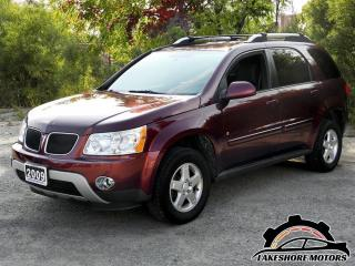 Used 2009 Pontiac Torrent || CERTIFIED || FWD || for sale in Waterloo, ON