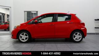Used 2012 Toyota Yaris BASE + AILERON + DEMARREUR + BLUETOOTH! for sale in Trois-Rivières, QC