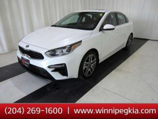 Used 2020 Kia Forte EX+ *Always Owned In The Prairies!* for sale in Winnipeg, MB