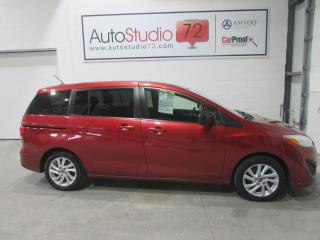 Used 2014 Mazda MAZDA5 GS 7 PASSAGERS **MAGS**CRUISE**BLUETOOTH for sale in Mirabel, QC