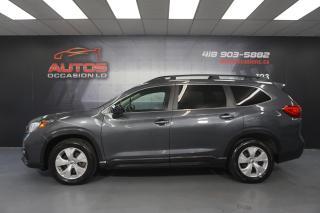 Used 2019 Subaru ASCENT AWD CONVENIENCE PKG AUTO 8 PASSAGERS 21 705 KM !! for sale in Lévis, QC
