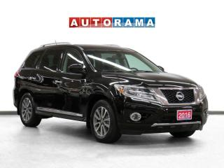 Used 2016 Nissan Pathfinder SL 4WD Navigation Leather Sunroof 360 Cam for sale in Toronto, ON