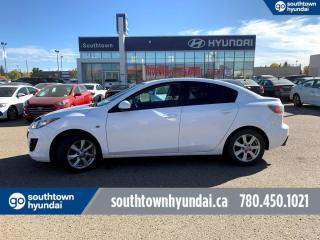 Used 2010 Mazda MAZDA3 GS/AUTO/ALLOYS/SUNROOF/BLUETOOTH for sale in Edmonton, AB