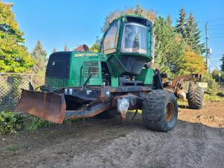 Used 2012 John Deere Other 1910E 8x8 Forwarder for sale in Pembroke, ON