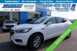 Used 2018 Buick Enclave *Heated & Cooled Leather Seats* Surround Vison Cam for sale in Brandon, MB