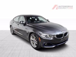 Used 2016 BMW 4 Series 428i Gran Coupé xDrive Cuir Toit Sièges Chauffants for sale in Île-Perrot, QC