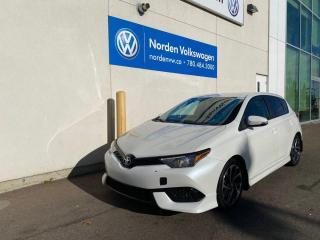 Used 2017 Toyota Corolla iM CVT HATCHBACK - CLEAN CAR for sale in Edmonton, AB