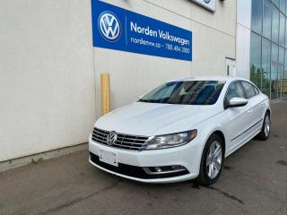 Used 2015 Volkswagen Passat CC SPORTLINE - LEATHER / LOADED for sale in Edmonton, AB