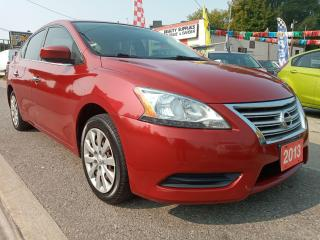 Used 2013 Nissan Sentra S for sale in Scarborough, ON