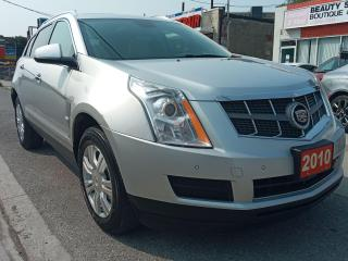 Used 2010 Cadillac SRX 3.0 Luxury for sale in Scarborough, ON