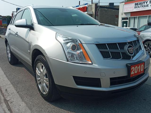 2010 Cadillac SRX 3.0 Luxury