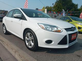 Used 2014 Ford Focus SE for sale in Scarborough, ON