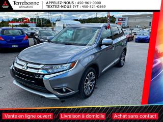 Used 2018 Mitsubishi Outlander ES TOURING**4X4**TOIT OUVRANT**7 PASSAGERS** for sale in Terrebonne, QC