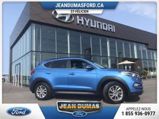Used 2016 Hyundai Tucson MODÈLE LUXURY AWD CUIR TOIT GPS SIÈGE EL for sale in Alma, QC