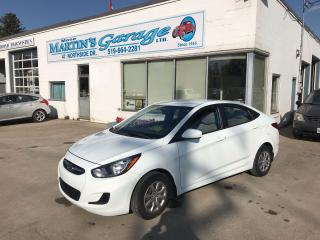 Used 2013 Hyundai Accent GL for sale in St. Jacobs, ON