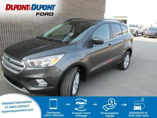 Used 2018 Ford Escape Se Ta for sale in Gatineau, QC