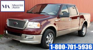 Used 2005 Ford F-150 Lariat for sale in London, ON