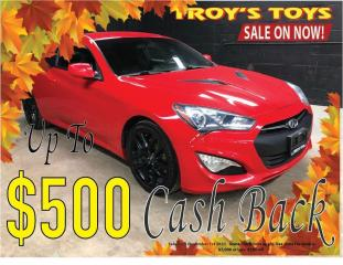 Used 2013 Hyundai Genesis Coupe for sale in Guelph, ON