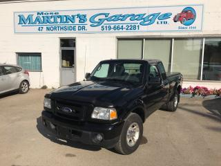 Used 2010 Ford Ranger SPORT for sale in St. Jacobs, ON