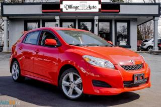 Used 2010 Toyota Matrix XR for sale in Ancaster, ON
