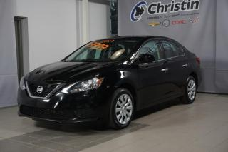 Used 2017 Nissan Sentra AUTOMATIQUE AIR CLIMATISÉ BLUETOOTH for sale in Montréal, QC