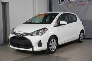 Used 2015 Toyota Yaris 5 PORTES AUTOMATIQUE AIR CLIMATISÉ for sale in Montréal, QC