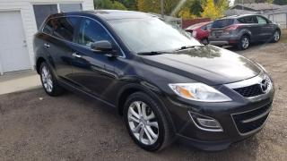 Used 2011 Mazda CX-9 GT for sale in Edmonton, AB