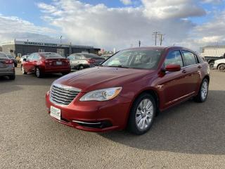 Used 2013 Chrysler 200 4dr Sdn LX *Bluetooth* *Cruise* *A/C* for sale in Brandon, MB