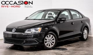 Used 2011 Volkswagen Jetta 2.0L. Comfortline GAR 1 AN for sale in Boisbriand, QC