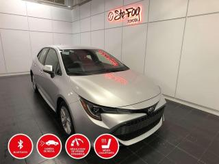 Used 2019 Toyota Corolla HATCHBACK - SE for sale in Québec, QC