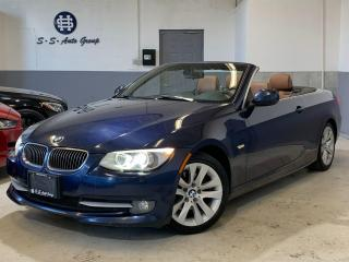 Used 2011 BMW 328i CABRIOLET|NAV|SENSORS|PUSH BUTTON|BT AUDIO| for sale in Oakville, ON
