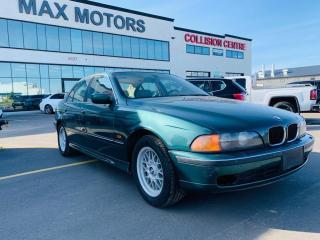 Used 2000 BMW 5 Series 528iA for sale in Saskatoon, SK