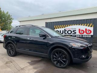 Used 2015 Mazda CX-9 AUTOMATIQUE for sale in Laval, QC