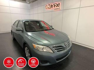 Used 2010 Toyota Camry LE for sale in Québec, QC