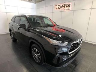 Used 2020 Toyota Highlander XLE for sale in Québec, QC