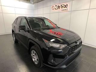 Used 2020 Toyota RAV4 LE AWD for sale in Québec, QC