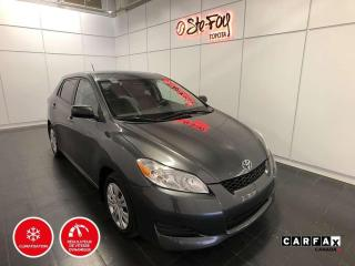 Used 2011 Toyota Matrix BASE - A/C for sale in Québec, QC
