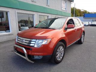 Used 2007 Ford Edge Traction intégrale, 4 portes SEL for sale in St-Jérôme, QC