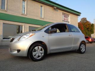 Used 2006 Toyota Yaris 3dr HB CE Manual for sale in St-Jérôme, QC