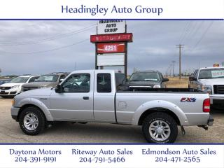 Used 2010 Ford Ranger XLT for sale in Headingley, MB