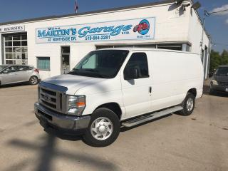 Used 2014 Ford Econoline Commercial for sale in St. Jacobs, ON