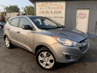 Used 2012 Hyundai Tucson ***L,AUTOMATIQUE,A/C,4CYL,ÉQUIPÉ*** for sale in Longueuil, QC