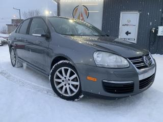 Used 2008 Volkswagen Jetta **TRENDLINE,AUTOMATIQUE,A/C,MAGS,AUBAINE for sale in Longueuil, QC